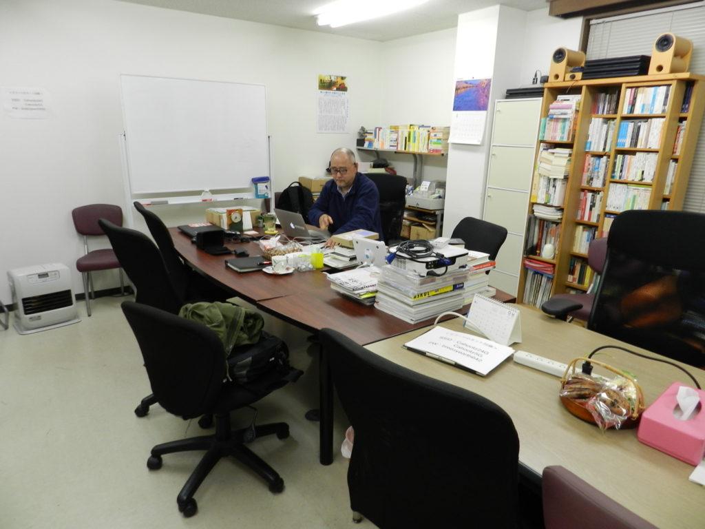 日本初のコワーキングスペース神戸の「カフーツ」