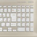 dynabookのキーボード